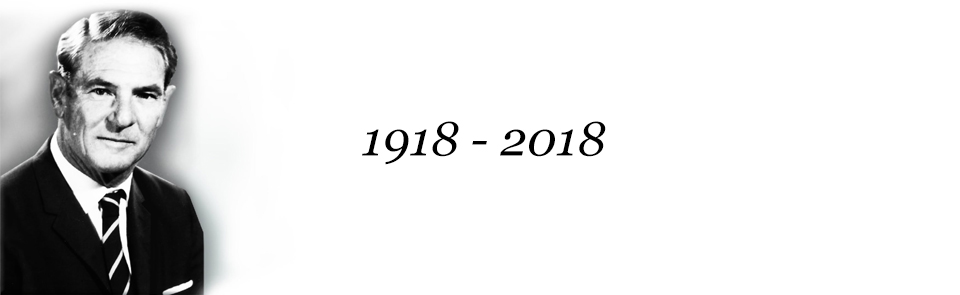 The Centennial Celebration (1918 – 2018)